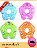 Swimming Pool Baby Ring Neck Float For Kids Inflatable Piscina | Matelas de Plage Pliable