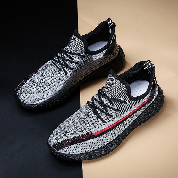 Summer Athletic Sneakers for Men Male Running Shoes Breathable Sport Shoes
