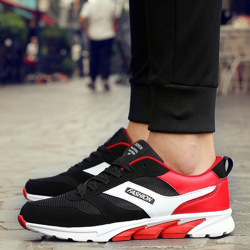 Sneakers for Men Breathable Lightweight Casual Mesh Shoes