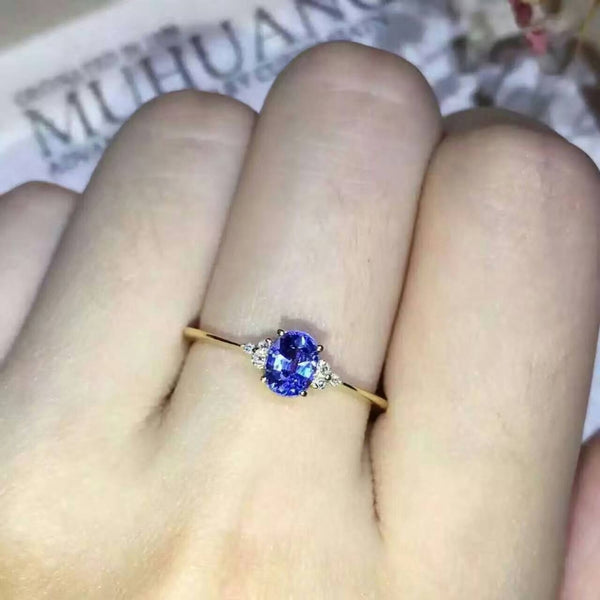 Tanzanite Ring For Women | BagueTanzanite pour Femme