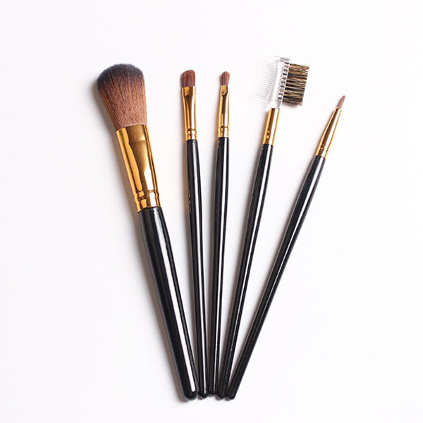 Makeup Brushes Set Foundation Powder Blush Cosmetic Highlighter Brush Kit Eyebrow Lip Eye Shadow Eyeliner Tools