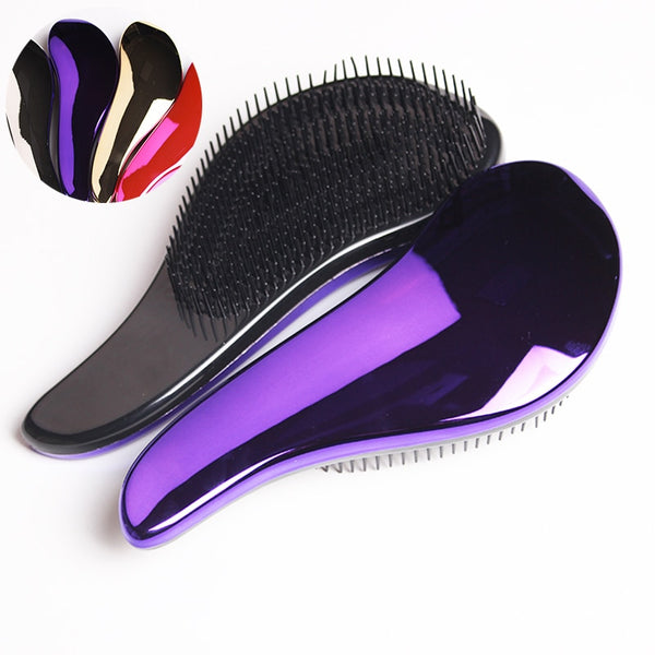 Magic Anti-static Hair Brush Handle Tangle Hair Care Massage Comb