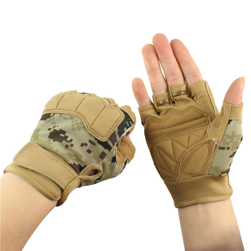 Gloves Men Mittens Male Gym & Military Gloves Gants