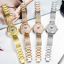 New Female Watches Woman Quartz Watch Ladies Fashion Watch Steel Bracelet Waterproof Clock Top Brand Luxury Relogio Feminino Hot