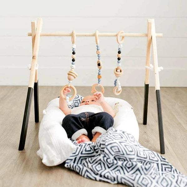 Wooden Baby Play Toys Kids Room Accessories Newborn