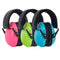 1pcs Adjustable Baby Earmuffs Hearing Protection Safety Earmuffs Noise Reduction Ear Protector for Children Baby Care 3 colors