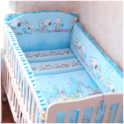 Baby Cot Bedding Crib Bedding Baby Infant Bedclothes