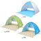 One Two Persons Beach Tent Camping Fishing | Tente Plage Portable Protection UV