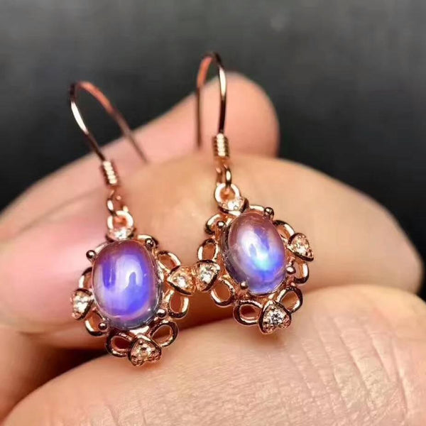 Moonstone Earrings for Women