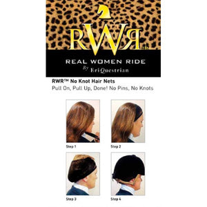 RWR No Knot Hair Nets - ReRide Consignment