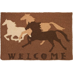 Welcome Horses Rug-Home-Jellybean-ReRide Consignment LLC