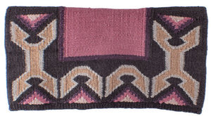 Weaver Wool Saddle Blanket - ReRide Consignment