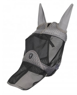 LeMieux Gladiator Full Fly Mask - ReRide Consignment
