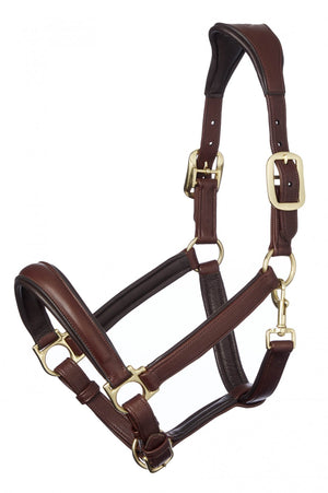 LeMieux Anatomic Headcollar Brown - ReRide Consignment