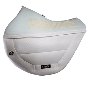 Ecogold CoolFit XC Saddle Pad-Saddle Pad-Ecogold-ReRide Consignment LLC