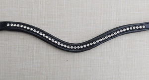 KL Italia Curved Prix Browband-Browband-KL Select-ReRide Consignment LLC