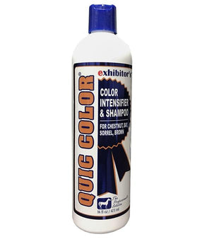 Exhibitors Lab Quic Color Intensifier & Shampoo  16 oz - ReRide Consignment