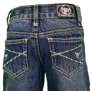 Cowboy Hardware Boy's Barbed Wire Jeans - ReRide Consignment