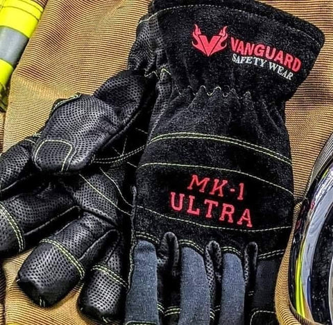 Image of MK-1 Ultra Structural Firefighting Glove - Vanguard
