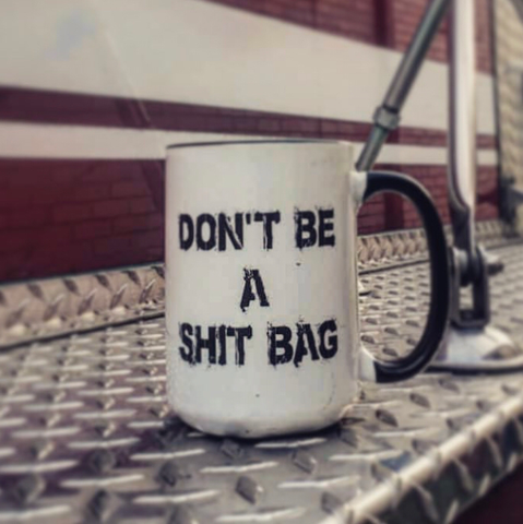 Image of Shit Bag Mug