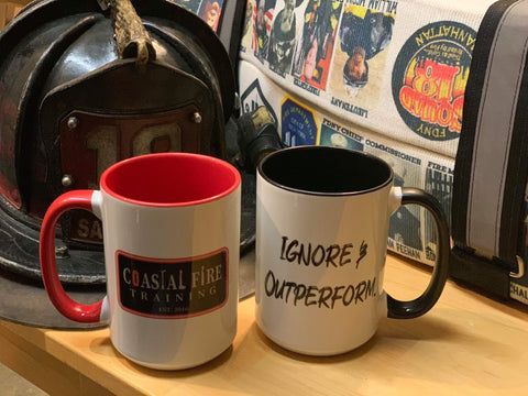 Image of Ignore & Outperform Mug