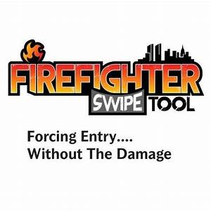 Image of Firefighter Swipe Tool (Inward and Outward)