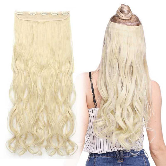 Clip In Extensions | One Piece Hair Extensions |  24
