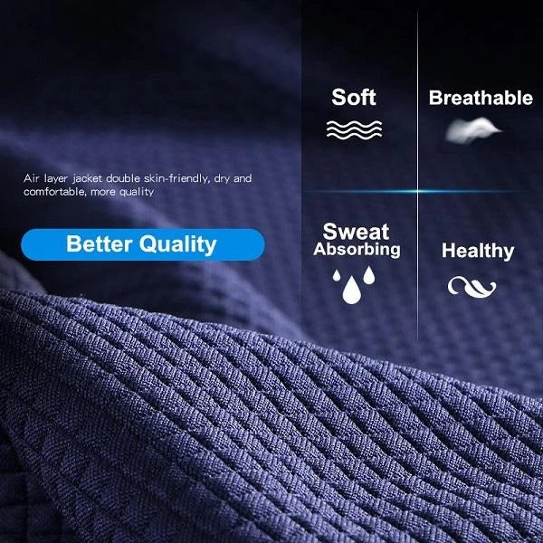 Ergonomic Lumbar and Back Support Cushion's outer mesh is soft, breathable and machine washable