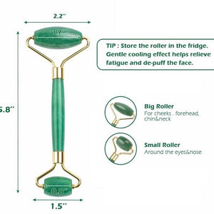 Jade roller size and how to use