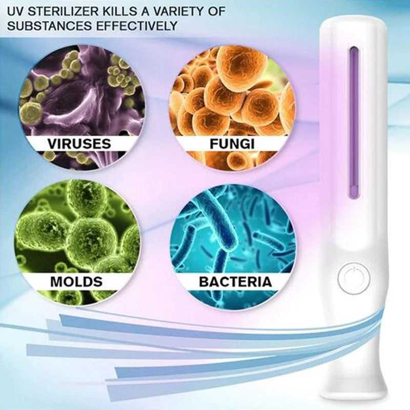 UV sterilizer kills viruses, fungi, molds, bacteria and even mites