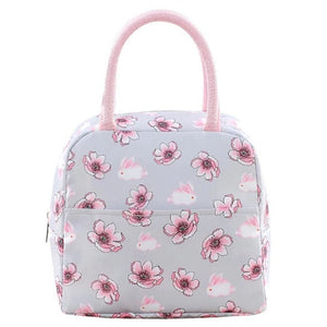 Insulated Lunch Bag for Women | Tote Lunch Bag