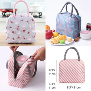 Insulated Lunch Bag, bowling bag shaped, oxford cloth, aluminium lined on the inside, perfect for 1 person lunch bag, keep items cold/warm. size dimensions stated