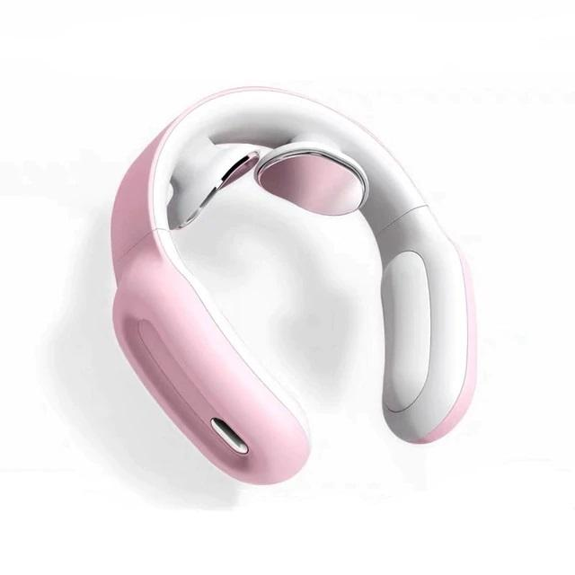 Knots Away Neck Massager in Cool Pink