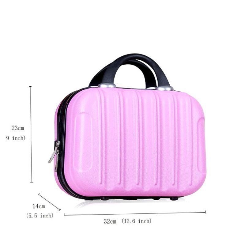 Hardshell Toiletry Bag dimensions