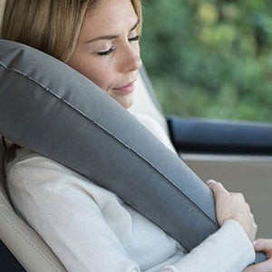 Lean On Me Buddy Neck Travel Pillow | Inflatable Travel Pillow