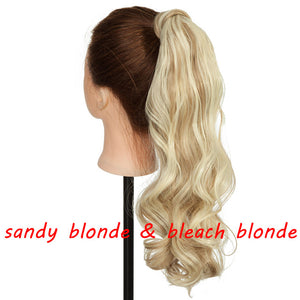 Clip In Ponytail Hair Extension | 23