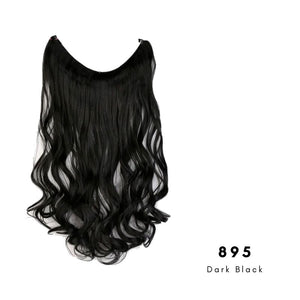 Invisible Wire Halo Hair Extensions | 20