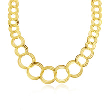 Load image into Gallery viewer, Yellow Gold Necklace