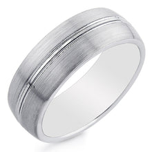 Load image into Gallery viewer, Mens Tungsten Wedding Ring