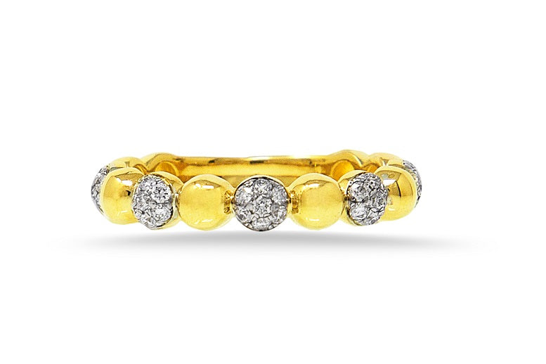 1/3ct TW Diamond Fashion band in 14K Gold