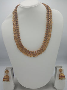 Bridal / Temple Necklace set