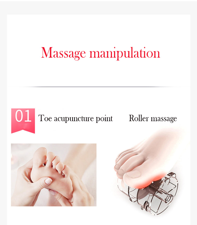 Fully automatic electric Leg Massager Foot massage machine foot kneading and kneading household massage