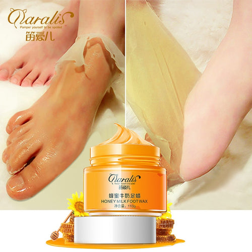 Honey Milk Foot Wax Cream