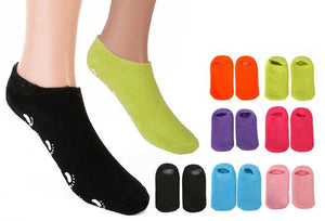 Spa Moisturizing Gel Socks