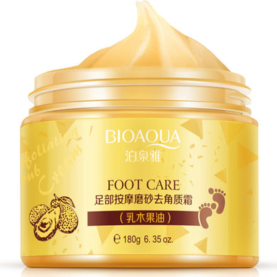 Whitening cream Foot Care scrub
