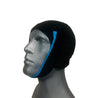 Black Knightsbridge DUAL BAND Anti Snoring Chin Strap