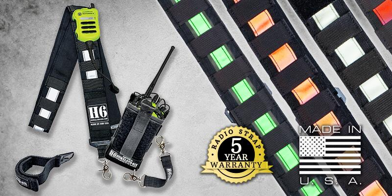 The Next Generation Radio Strap