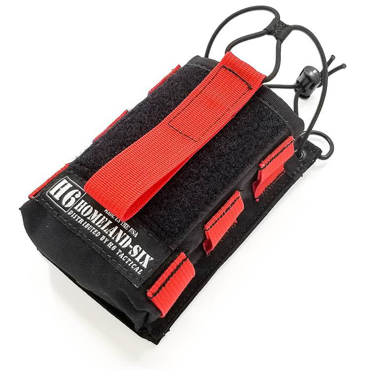 H6 Inferno Radio Holster w/ Fire Resistant (FR) Liner H6 Radio Straps