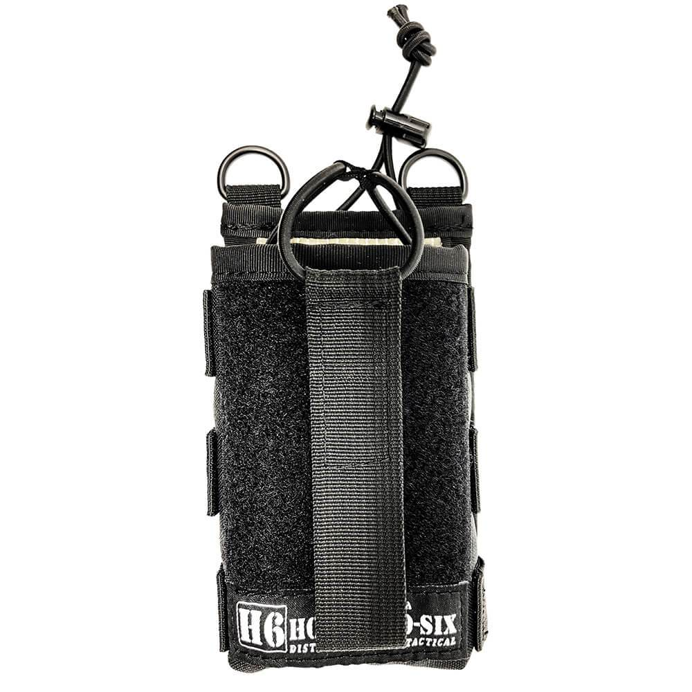 H6 Radio Holster w/ Fire Resistant (FR) Liner