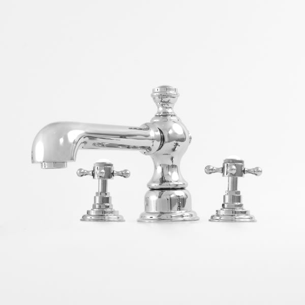 Sigma 1.187877 Roman Tub Set w/Sussex Handles